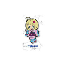 Blue Exorcist Shiemi Rubber Cell Phone Strap Licensed NEW