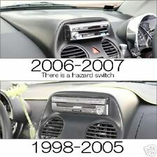 Volkswagen New Beetle SINGLE DIN DASH KIT(2006-2007)