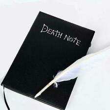 Weimay Black Executive Soft Shell Notizbuch Death Note Epidermis Name 21 x 14 cm Einband 148 Seiten