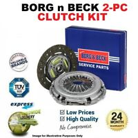 BORG n BECK 2PC CLUTCH KIT for OPEL INSIGNIA Estate 2.0 Turbo 4x4 2011-2013