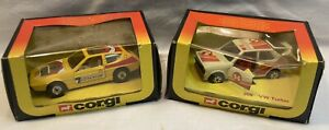 Corgi VW Turbo 309 and Lotus 301