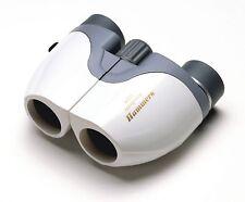 Hammers Pocket Size Small Porro Prism Binocular Opera Glass 8X21 Silk White