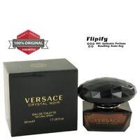 Crystal Noir Perfume 1.7 oz / 3 oz / 1 oz / EDP EDT Spray for WOMEN by Versace