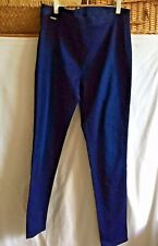 UK6-16 tailles Femme Nouveau Bleu Délavé Taille Haute Coton Riche Skinny