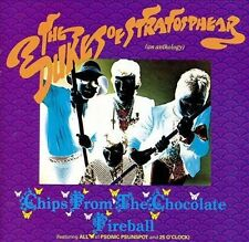 THE DUKES OF STRATOSPHEAR - CHIPS FROM THE CHOCOLATE FIREBALL [REMASTER] (NEW CD