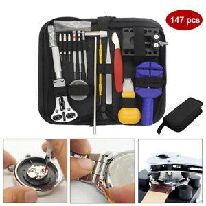 Uhrmacherwerkzeug Reparatur Uhren Werkzeug Reparaturset Gehäuseöffner Federstege