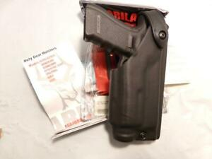 6280-38321 SAFARILAND Level II PD SLS Gun Holster for GLOCK 20 21 M3 M6 Light