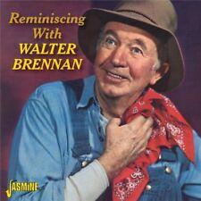 Walter Brennan - Reminiscing with Walter [New CD]