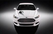 3D Spider Crawling Vinyl Decal Hood Window Sticker Car Van Truck Vehicle SUV