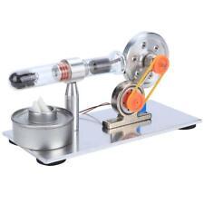 Stirlingmotor Bausatz Kit Stirling Motor Heißluft Engine Modell Edelstahl