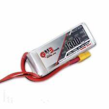 Gaoneng GNB 14.8V 1300mAh 4S 120C/240C 19.24WH Lipo Battery w/ Balance Wire