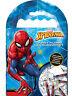 Marvel Spiderman Garçons Jeu de Coloriage Portable Crayons Voyage Activité