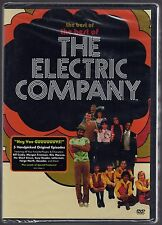 BEST OF THE ELECTRIC COMPANY Morgan Freeman, Bill Cosby, Mel Brooks TV Show DVD