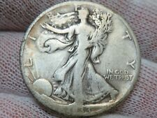 1933 S  Silver Walking Liberty Half Dollar