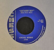 Chuck Berry Chess 1716 Anthony Boy and That's My Desire
