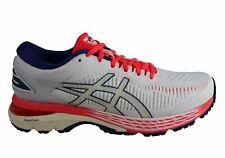 ASICS Gel-Kayano 25 Athletic Shoes for Women, Size 8.5 - White/White