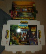 Xbox PS4 N Sane trilogy Crash Bandicoot Promo Display box  shop official no game