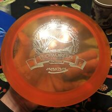 Rare Pfn Pat #s Semi-Pearly 2007 Champion Wraith 167 g Innova Disc Golf Oop 9.8