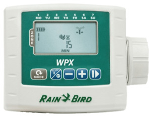 Rain Bird WPX2 Battery Operated 2 Zones Watering Timer Controller