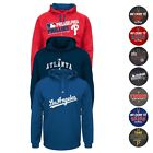 MLB Authentic On-field Therma Base Hoodie Fleece Collection by MAJESTIC - Men's