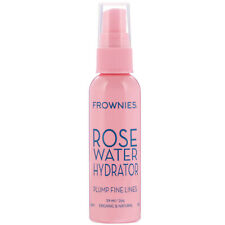Frownies  Rose Water Hydrator Spray  2 oz  59 ml