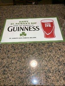 Comment Verser Parfait Pinte Métal Signe 43cm x 28cm Multi Buy Offre Guinness