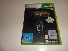 XBox 360  The Elder Scrolls V: Skyrim Classics