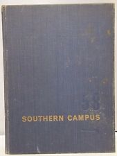 1958 UCLA BRUINS Southern Campus Yearbook Great Condition John Wooden Pictured