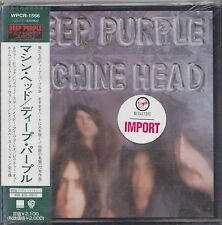 DEEP PURPLE  CD VINYL REPLICA JAPON MACHINE HEAD