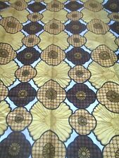 GREAT VINTAGE CURTAINS 70s PAIR