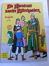 1x Comic - Die Abenteuer zweier Ritterknaben - Inkl. bestellkarte (Hal Foster)
