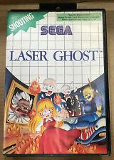 Laser Ghost (Sega Master System, 1989)