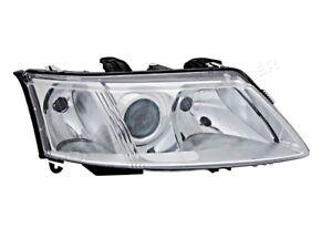 Crystal Clear Headlight Front Lamp Left Fits SAAB 9-3 Sedan Wagon 2002-2007