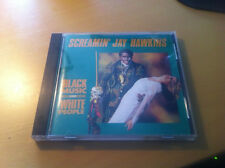 "Screamin' Jay Hawkins ""Black Music For White People"" cd"