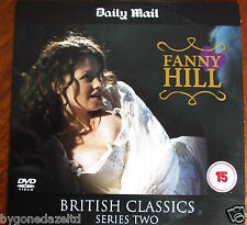 FANNY HILL BBC BRITISH CLASSICS MAIL PROMO DVD (FREE UK POST)
