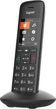 Gigaset C570HX Schwarz Festnetz-Telefon schnurlos DECT