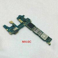 Main board Motherboard For Samsung Galaxy Note 4 N910T / N910C 32GB Unlocked BUS