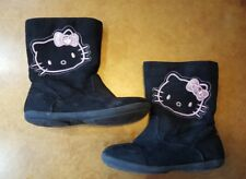 Hello Kitty Girls Boots Size 11