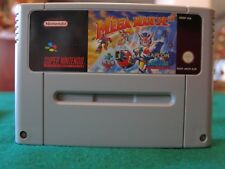 MEGAMAN X3 MEGA MAN X 3 SNES PAL ORIGINAL GENUINE SUPER NINTENDO (CART ONLY)