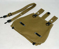 WWII GERMAN ARMY BREAD BAG WITH SHOULDER STRAP-1612