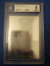 1990-91 Pro-Set Stanley Cup Hologram 32/5000 graded BGS 8 with a subgrade of 10!