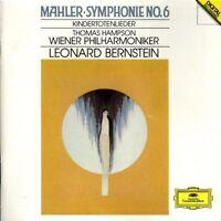 Thomas Hampson, G. Mahler - Symphony 6 [New CD]