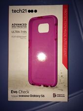 Lot Of 30Pc Tech21 EVO Check Case for Samsung Galaxy S6 - Pink