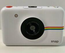 Polaroid Snap Instant Digital Camera (10MP) White