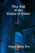 The Fall of the House of Usher by Edgar Allan Poe (2015, Paperback)