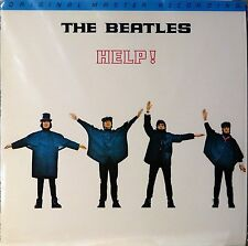 THE BEATLES – HELP! - MFSL 1-105 - LP Neu OVP Sealed