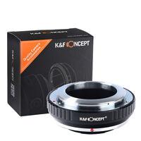 Adapter for Nikon S Mount Lens to Fujifilm Fuji FX X-Pro1 X-Pro2 X-M1 Camera