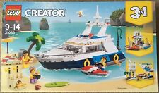 Brand New And Sealed Lego Creator 3-in-1 Cruising Adventures 31083