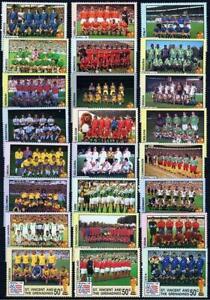 ST.VINCENT 1994  FOOTBALL CUP x24 TEAMS MNH SPORTS SOCCER (BEST OFFER, JOE?)