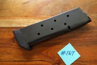 Colt 1911 1911A1 Magazine J&J Pad Bottom Capacity 7